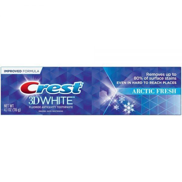 Crest 3D White Arctic pasta